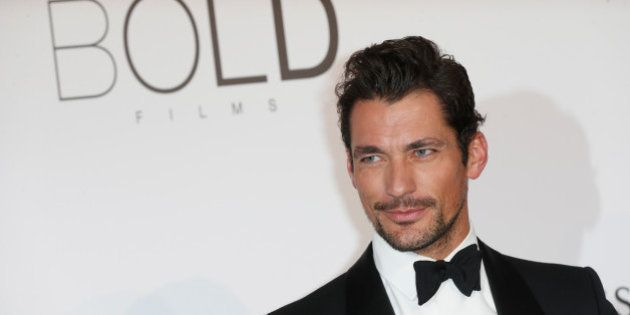 CAP D'ANTIBES, FRANCE - MAY 21:  Model David Gandy attends amfAR's 22nd Cinema Against AIDS Gala, Presented By Bold Films And Harry Winston at Hotel du Cap-Eden-Roc on May 21, 2015 in Cap d'Antibes, France.  (Photo by Tristan Fewings/Getty Images)