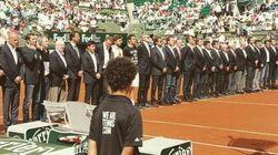 Roland-Garros rend hommage à Patrice
