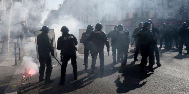 Comment sécurise-t-on une manifestation comme celle contre la loi