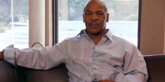 Mike Tyson explique pourquoi il est devenu