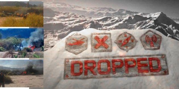 Dropped (TF1) : Florence Arthaud, Camille Muffat et Alexis Vastine parmi les victimes de l'accident d'hélicoptère...