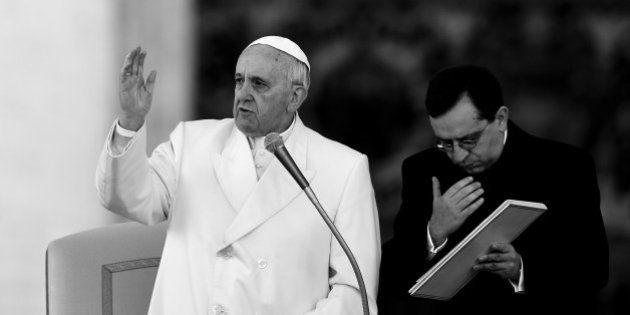 Le pape François soutient