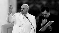Le pape François soutient la manifestation