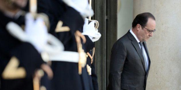 François Hollande battu à la présidentielle de 2017 dès le premier tour