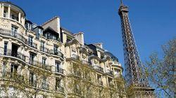Dans les quartiers touristiques de Paris, louer sur Airbnb peut rapporter