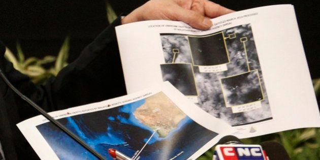 Boeing disparu: comment Airbus aide à retrouver des débris de l'avion de la Malaysia