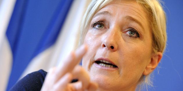 Pour Marine Le Pen, la famille de Leonarda