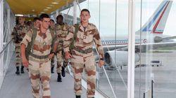 Mali : les premiers soldats de retour en