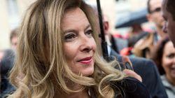Valérie Trierweiler a quitté l'hôpital, l'Elysée