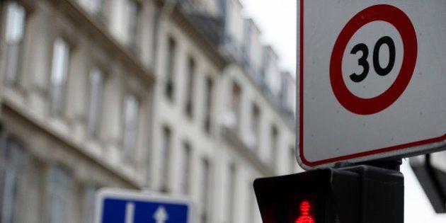 À Paris, les zones 30 bientôt étendues à 30% du territoire de la