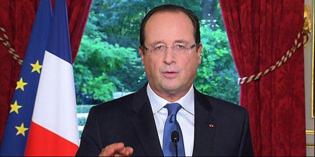 Leonarda: Hollande opte pour une synthèse qui ne plait à