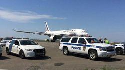 Menace sur un vol Air France: l'avion atterrit à JFK sous