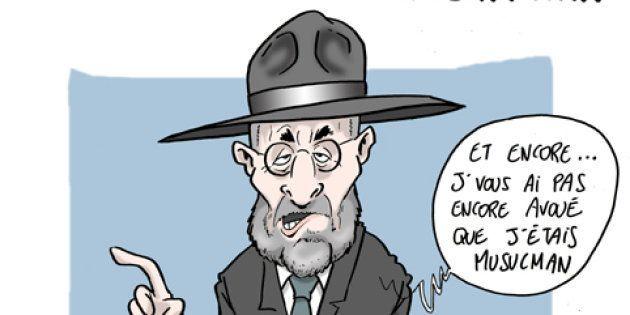 Les mensonges du grand rabbin de