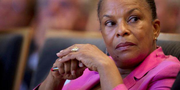 Christiane Taubira comparée à un singe : la ministre dénonce