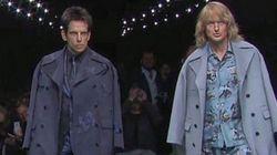 Zoolander 2 : Owen Wilson et Ben Stiller défilent pour Valentino à