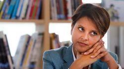 Retour au collège: premier grand défi pour Najat Belkacem à