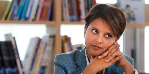 Réforme du collège de Najat Vallaud-Belkacem: premier défi au ministère de