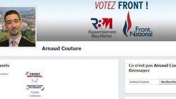 Un candidat FN mis en examen pour détention d'images