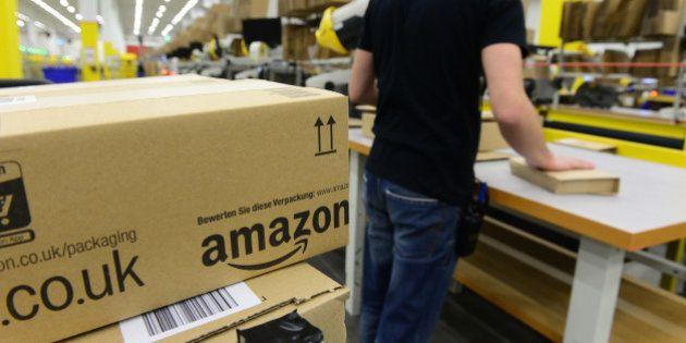 Amazon annonce qu'il va payer ses impôts en