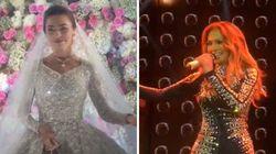 VIDÉO - Pour son mariage, il embauche J-Lo, Sting et Enrique