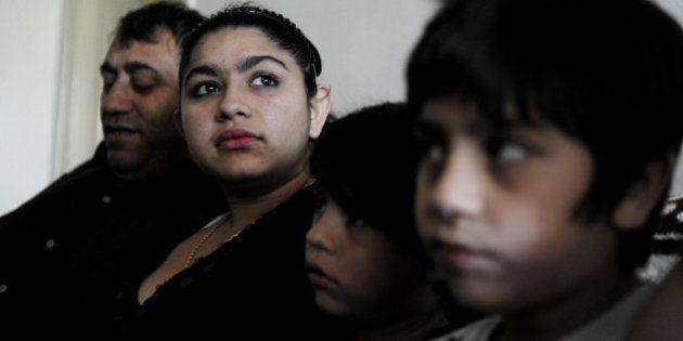 Leonarda et sa famille victimes d'une agression à Mitrovica au