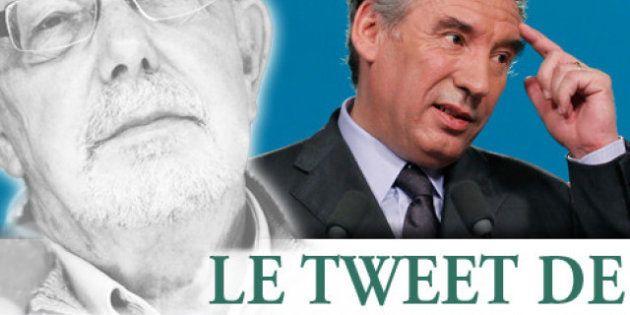 Le tweet de Jean-François Kahn - Bayrou ressuscité, mais la solution n'est pas au