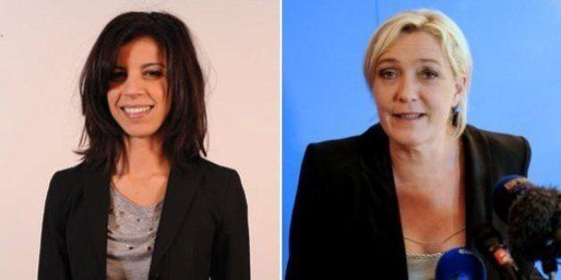 Fatima Allaoui au FN: exclue de la direction de l'UMP, l'élue envisage de rejoindre Marine Le