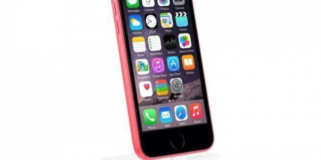 iPhone 6C: des images du smartphone ont-elles été dévoilées par erreur le site d'Apple