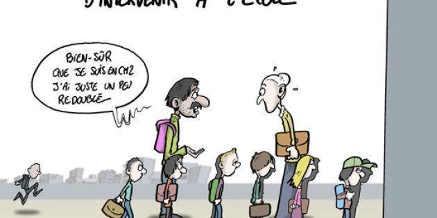 Expulsion : Peut-on sanctuariser l'école