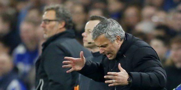Ligue des champions 2015 : ce qu'ont dit Laurent Blanc et Jose Mourinho après la qualification du PSG...