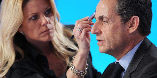Nicolas Sarkozy donne une interview sur France 2 pour les 80 ans de Jean-Paul