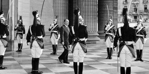 Panthéon: les présidents de la République à la recherche des Grands
