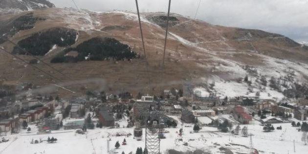PHOTOS. Neige dans les Alpes : y en aura-t-il assez dans les stations de ski pour les fêtes de