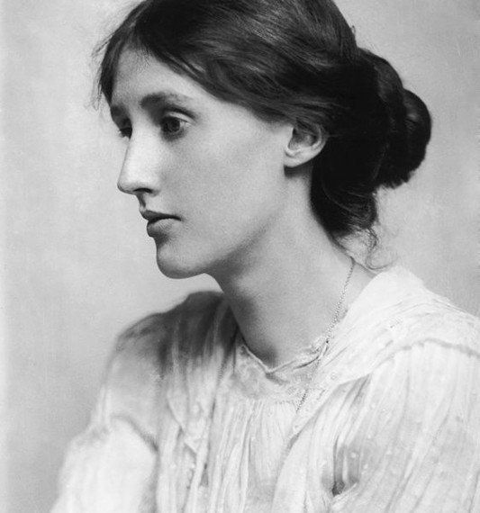Lettre de Virginia Woolf à son mari Leonard Woolf: