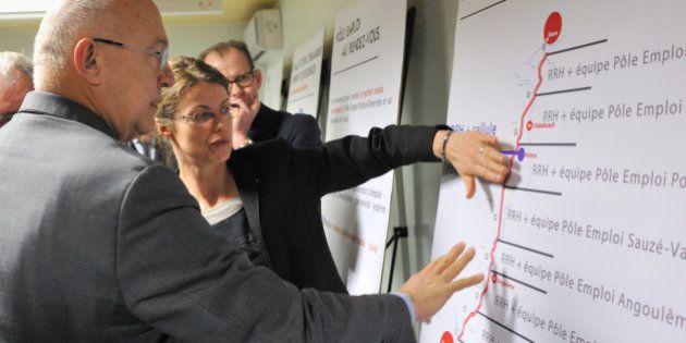 Chômage: Quand Michel Sapin doute des chiffres de Pôle