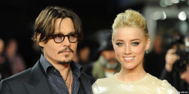 Johnny Depp: l'acteur, aperçu avec Amber Heard, ne serait plus