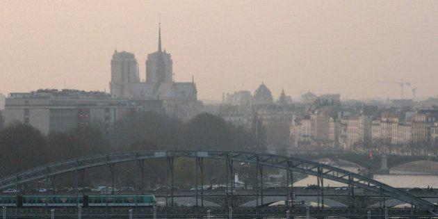 Particules fines: Airparif prévoit une recrudescence de la pollution en Île-de-France