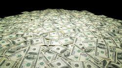 La fortune des 85 personnes les plus riches est égale à celle de la moitié de