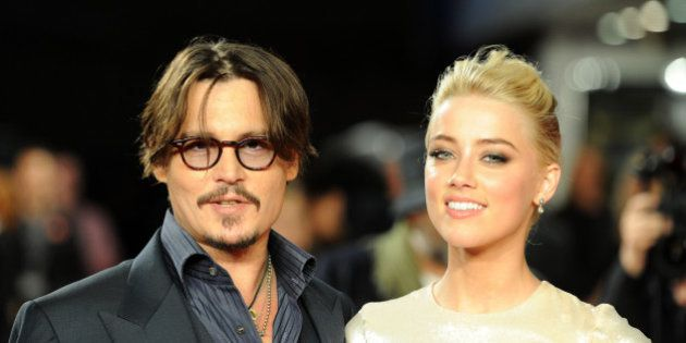 PHOTOS. Johnny Depp et Amber Heard se sont