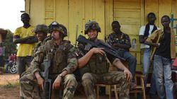 Centrafrique: des militaires européens en renfort de la