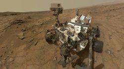 La découverte historique du robot Curiosity sur
