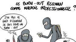 Burn-out: toutes les professions sont-elles touchées