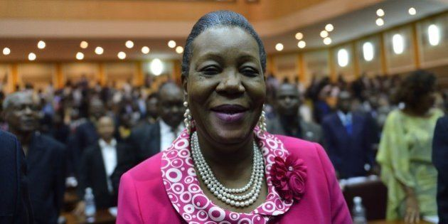 Centrafrique: Catherine Samba-Panza, la maire de Bangui, élue présidente de