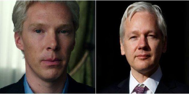 Julian Assange parvient à saboter son propre biopic hollywoodien sur