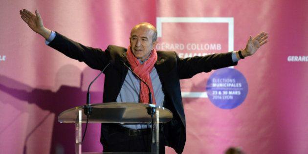 Résultats municipales 2014: à Lyon, Collomb confirme sans surprise au second