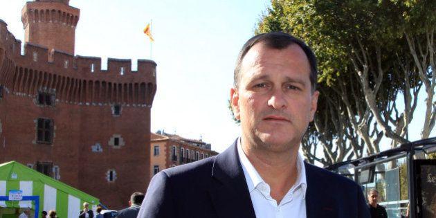 Résultats municipales 2014: à Perpignan, Louis Aliot du FN échoue à conquérir la
