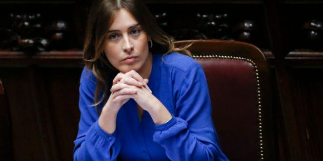 PHOTOS. Le montage photoshop viral de la ministre italienne Maria Elena Boschi... en