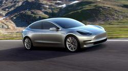Des queues devant les boutiques Tesla pour réserver ce nouveau