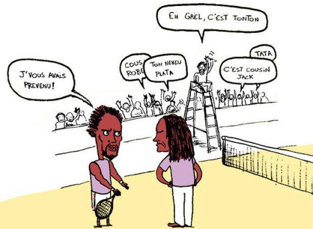 Monfils critique Noah sur la Coupe Davis, le ministre des Sports dénonce
