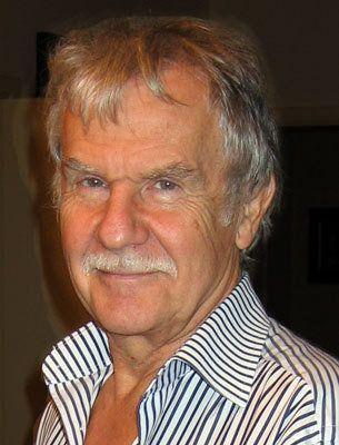 Hermann, triste vainqueur d'un grand prix d'Angoulême 2016 à